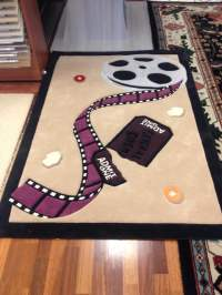 custom movie theatre rugs made in house | Yelp