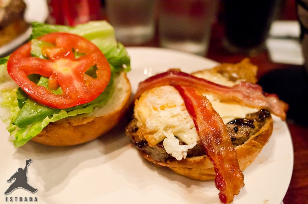 Breakfast Burger w/ Kobe Blend - Yelp