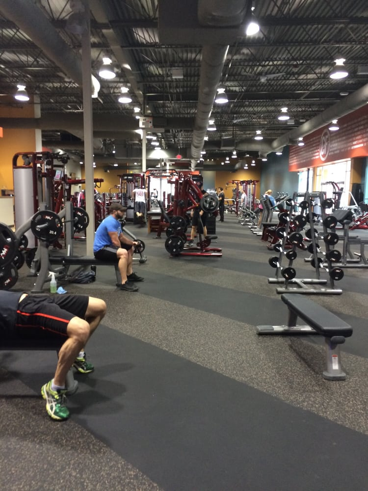 Club Fitness Chesterfield : fitness, chesterfield, Fitness, Chesterfield, Workout