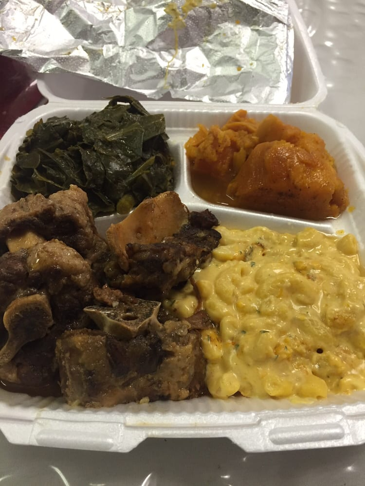 Soul Food Restaurants Near 77090