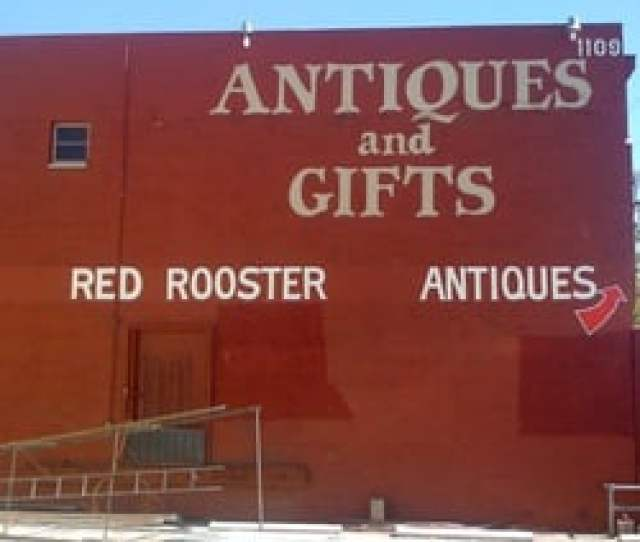 Photo Of Red Rooster Antique Mall Las Vegas Nv United States Red