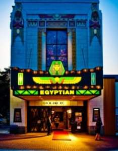 Photo of egyptian theatre dekalb il united states the also photos  reviews cinema  nd st rh yelp
