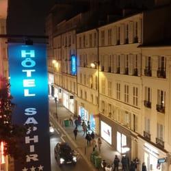 Saphir Grenelle Hotels 10 Rue Du Commerce Vaugirard