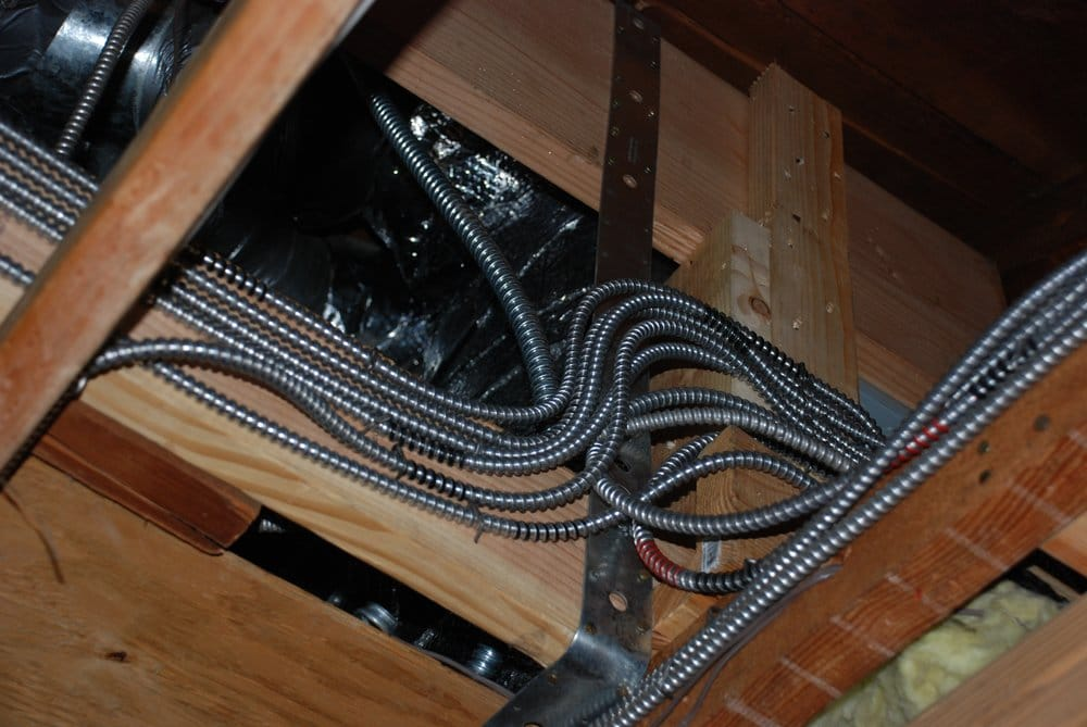 Wiring With Mc Cable