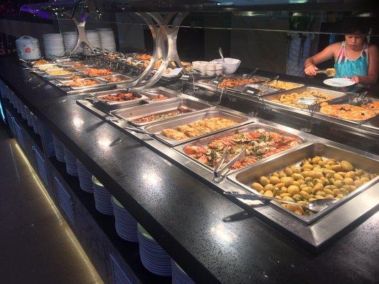 wok asiatique et grill gang bang
