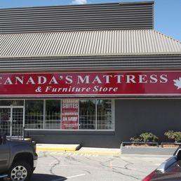 Photo Of Canada S Mattress Furniture Prince George Bc