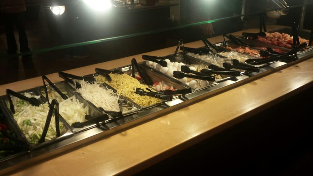 Seafood Buffet Near Me