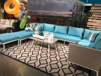 Outdoor/Patio Sectional by Ashley Furniture! - Yelp