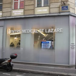photo de centre medical saint lazare paris france