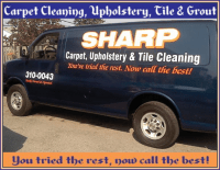 Sharp Carpet Cleaners