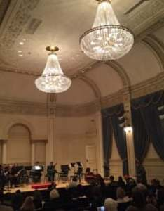 Photo of weill recital hall new york ny united states also photos  reviews performing arts rh yelp