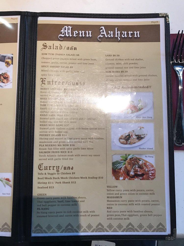 Thai Buffet Restaurants Near Me