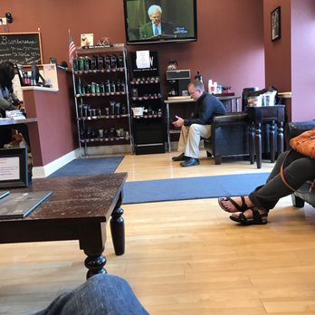 the barbershop a hair
