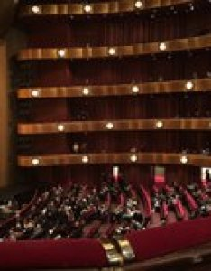 Photo of david  koch theater new york ny united states view also photos  reviews performing arts rh yelp