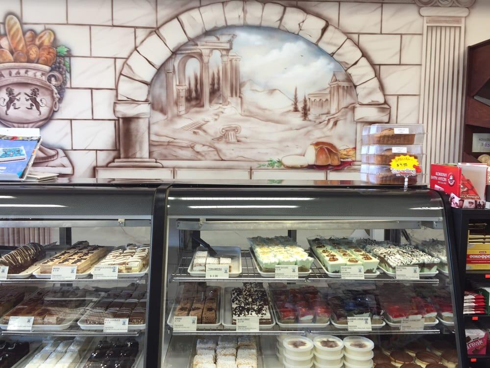 Greek Bakery Near Me