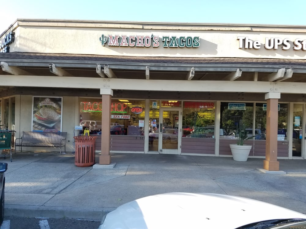 Outside store front in strip mall  Yelp