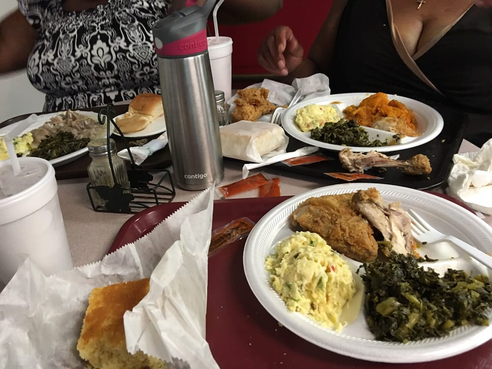 Soul Food Restaurants High Point Nc