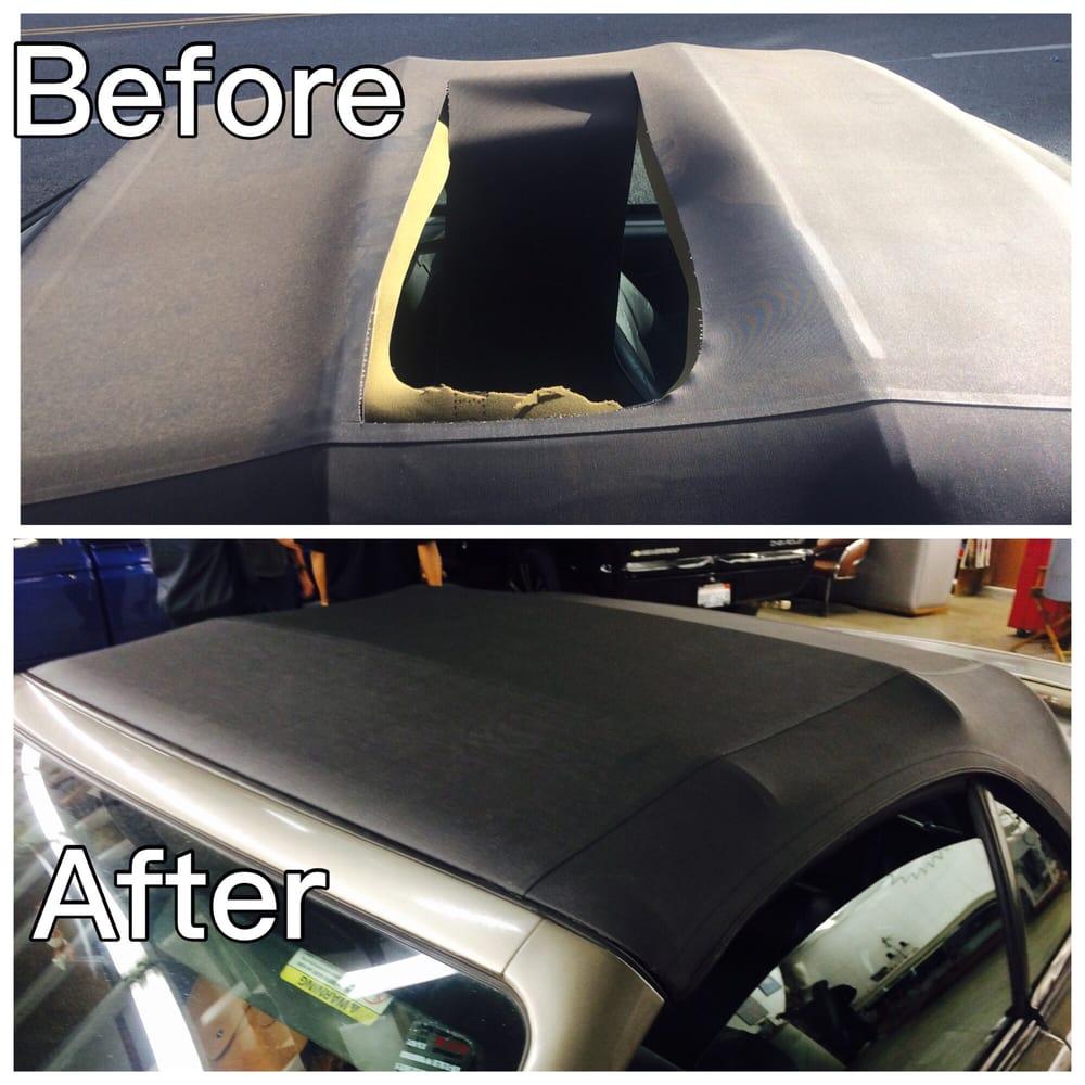 Auto Interior Repair Near Me