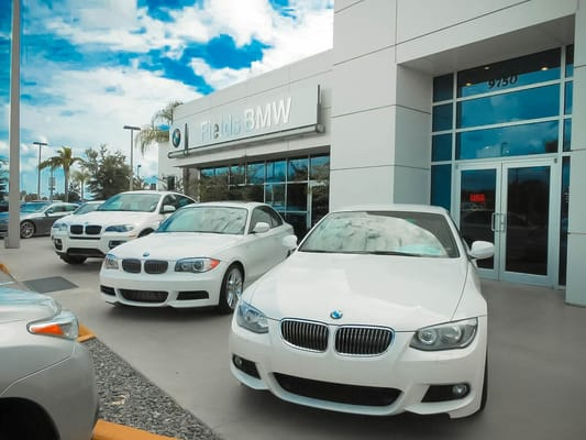 Fields Bmw Of South Orlando  Auto Repair  South Orange