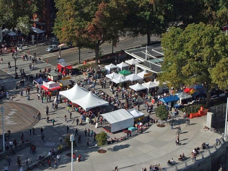 Portland Saturday Market - Portland, OR, United States. Portland Saturday Market.