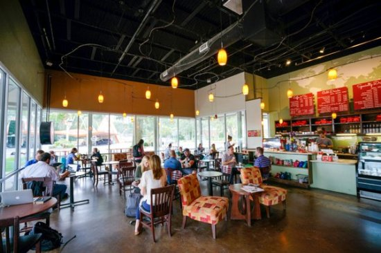 Image result for red eye coffee tallahassee