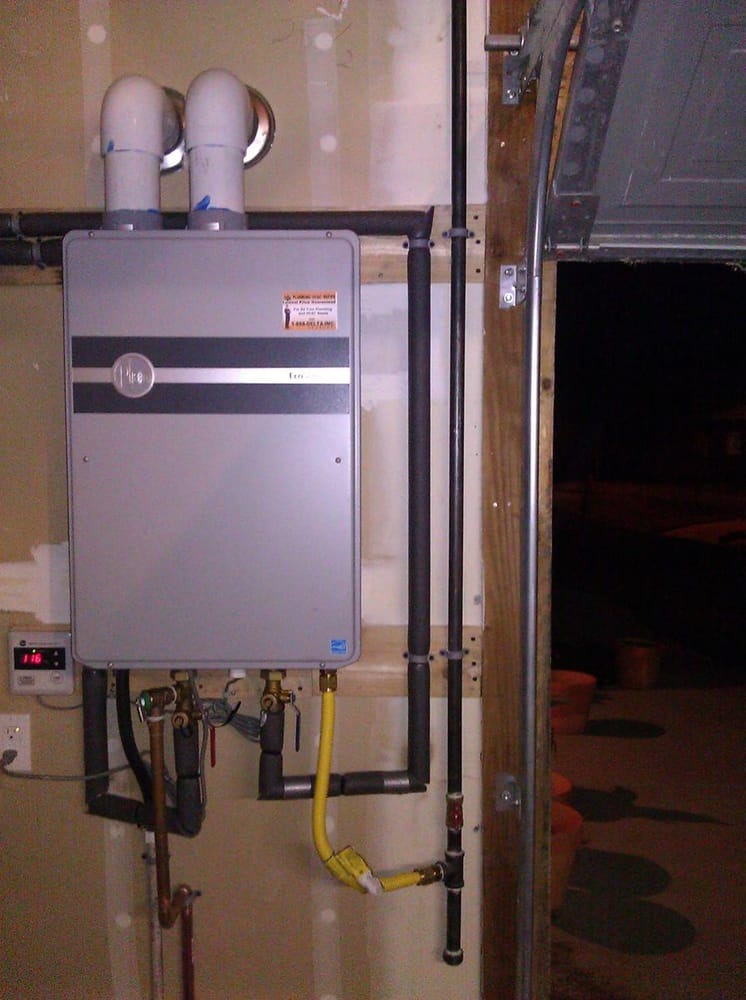 Wiring Diagram For Rheem Tankless Water Heater