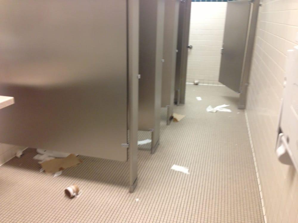 Womens restroom Eeewwww  Yelp