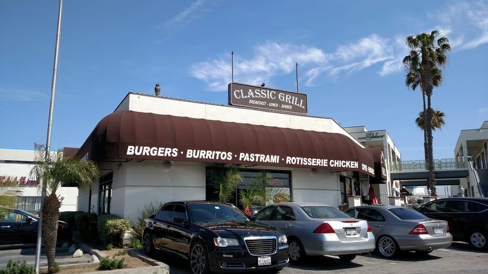 Restaurants Near Me 90045
