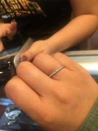 Got myself a promise ring. (: - Yelp