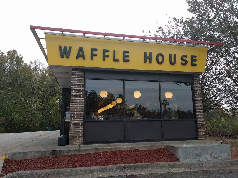 Waffle House Cornelia Ga