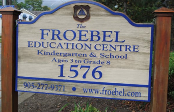 What Is A Froebel School
