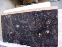 Most expensive (and one of the ugliest) granite slabs we ...