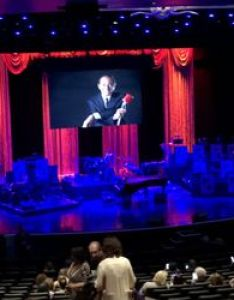 Photo of encore theater las vegas nv united states the stage also photos  reviews music venues rh yelp
