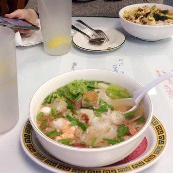Vietnam Kitchen Louisville United States Pho Dish