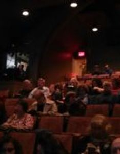 Photo of westside theatre new york ny united states very steep stadium also photos  reviews performing arts  rh yelp