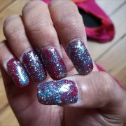 diamond nails - 295 & 196