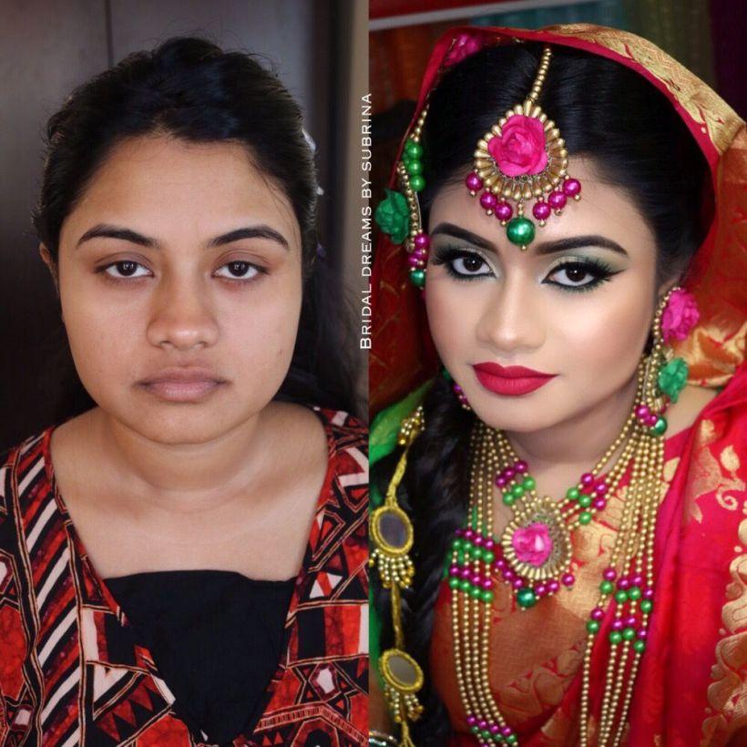 Bridal Dreams By Subrina 165 Photos 12 Reviews Makeup Artists