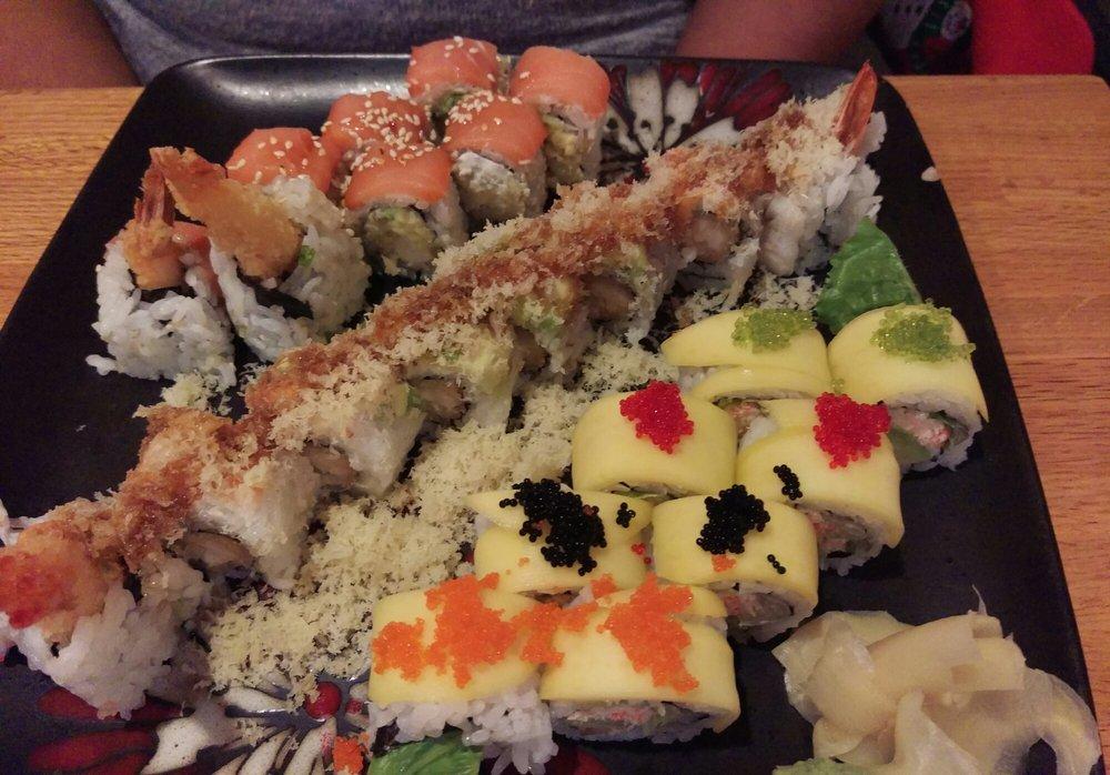 Closest Sushi Restaurants Me