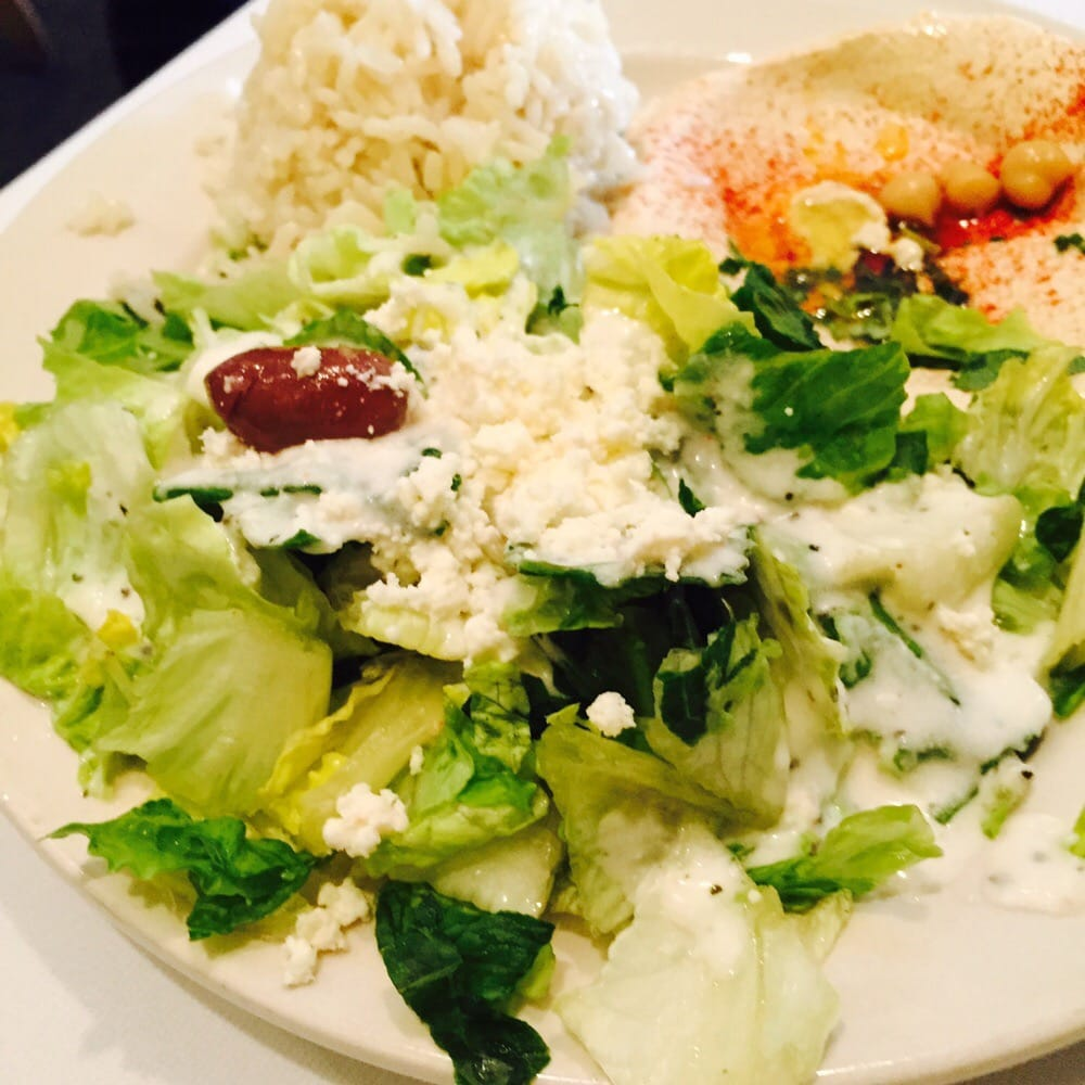 Best Greek Salad Near Me