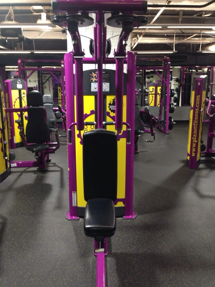 Planet Fitness In Manhattan : planet, fitness, manhattan, Planet, Fitness, Street, Workout