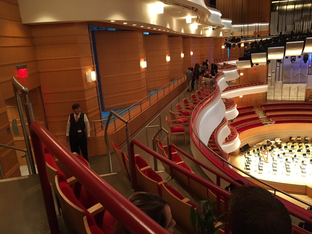 Segerstrom Concert Hall Best Seats Brokeasshome Com