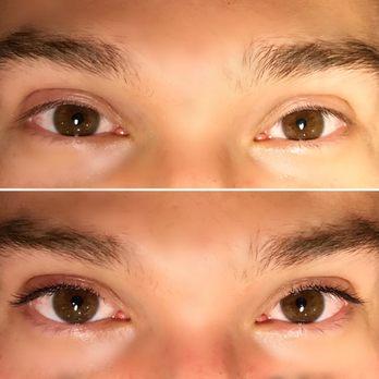 mens eyelashes yelp