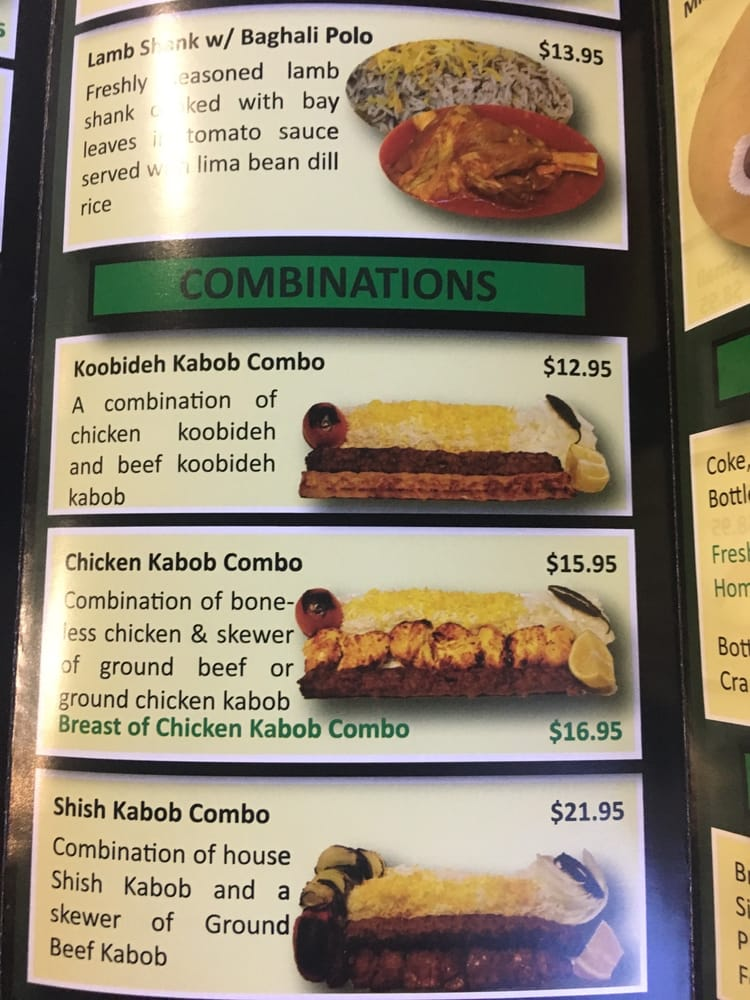 Photos for California Kabob Kitchen  Yelp