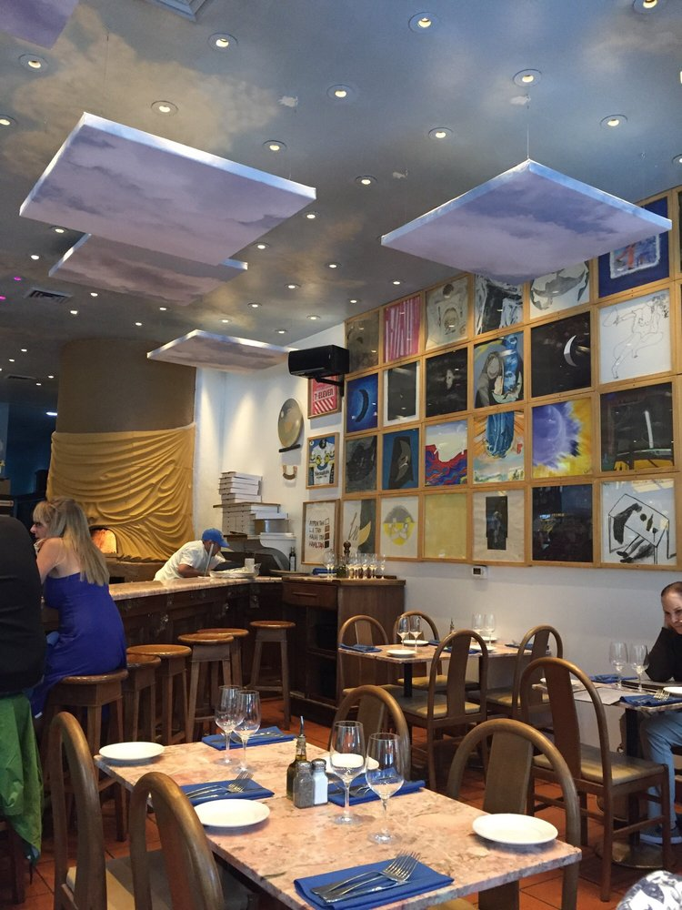 Photos for Mezzaluna Restaurant  Yelp