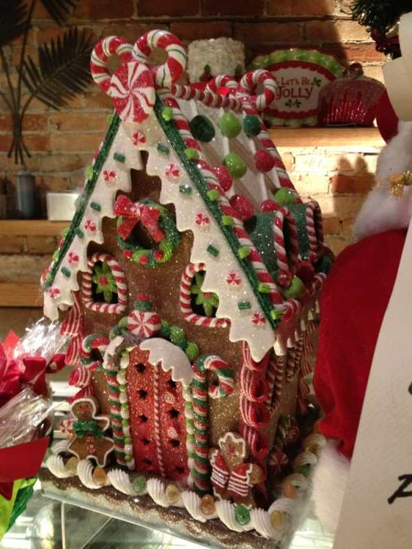 Most beautiful gingerbread house ever! Yelp
