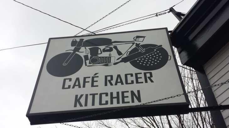 Cafe Racer Kitchen Minneapolis United States Love
