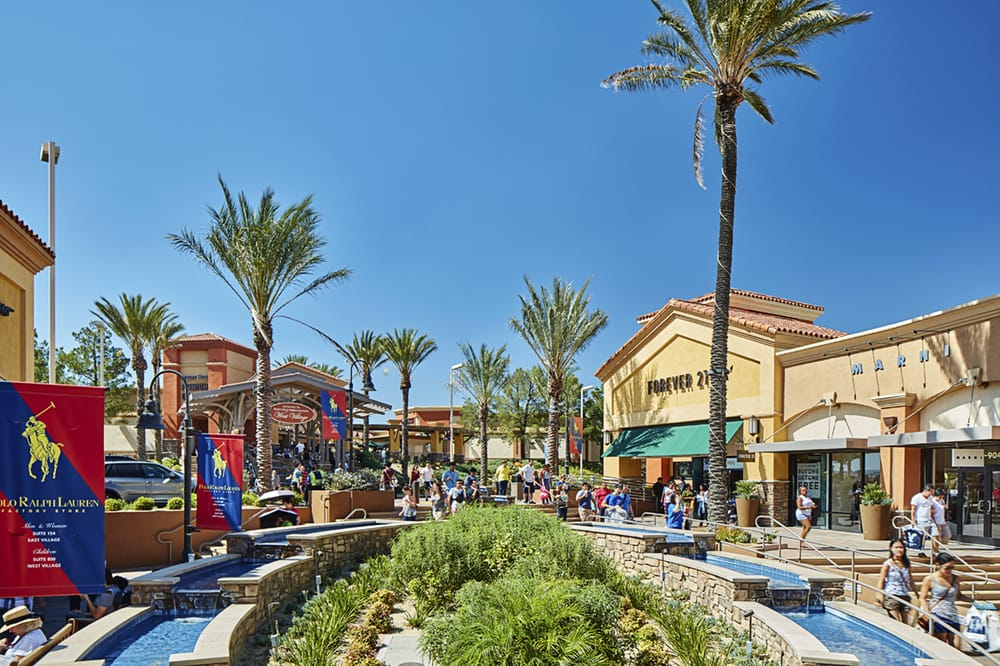 Desert Outlet Los Angeles Hills