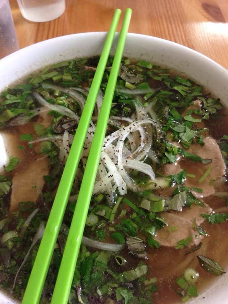 Huong Kitchen Minneapolis United States Pho Tai