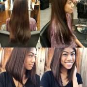 long thick hair