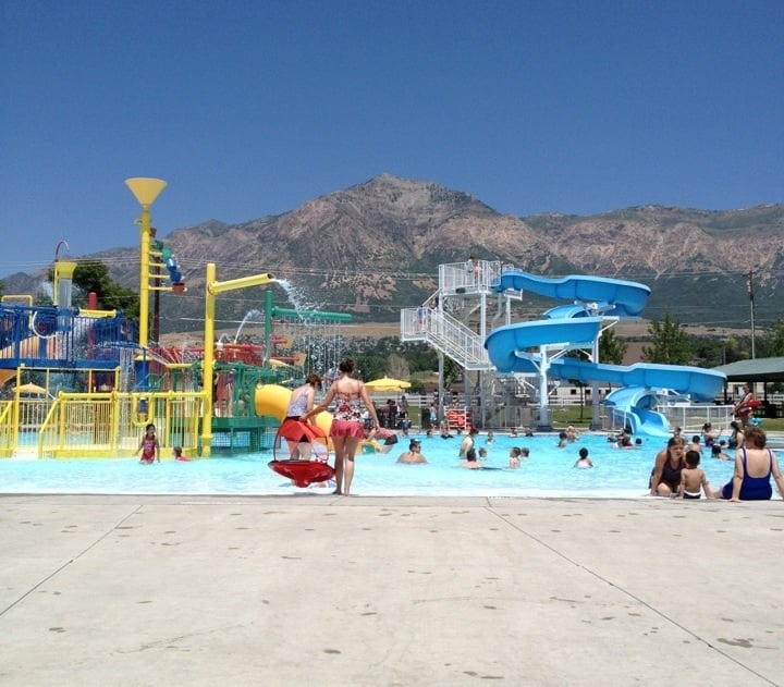 North Ogden Aquatic Center  Swimming Pools  245 E 2550 N
